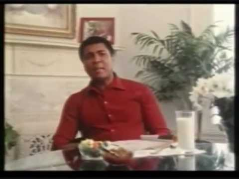 Classic Ads: Bird's Eye Quarter Pounders with Muhammed Ali