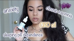 CBD OIL FOR MY CHRONIC INSOMNIA. WORTH IT?
