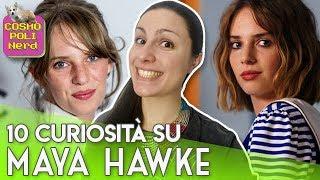 Stranger Things: 10 curiosità su Maya Hawke, la Robin della stagione 3
