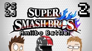 SSB4 - Amiibo Battle 2