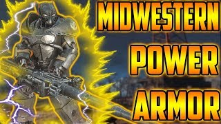 Fallout 4 Midwestern Power Armor Location Xbox 1 Mod