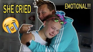 THIS PRANK MADE JOJO CRY!!!***emotional***