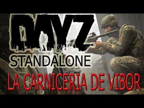 Dayz Standalone | LA CARNICERIA EN BASE DE VIBOR