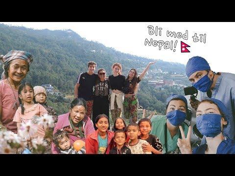 SVIMER AV under operasjon ?! // Nepal 2018