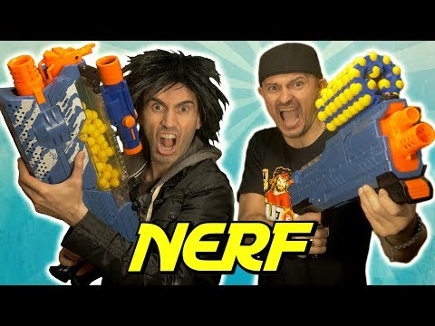 NERF Build Your Blaster: RIVAL Challenge!