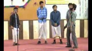 CAET JAU Junagadh Farewell 2008 Sholay Spoof Part 1