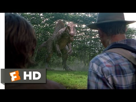 Jurassic Park 3 (7/10) Movie CLIP - A Broken Reunion (2001) HD