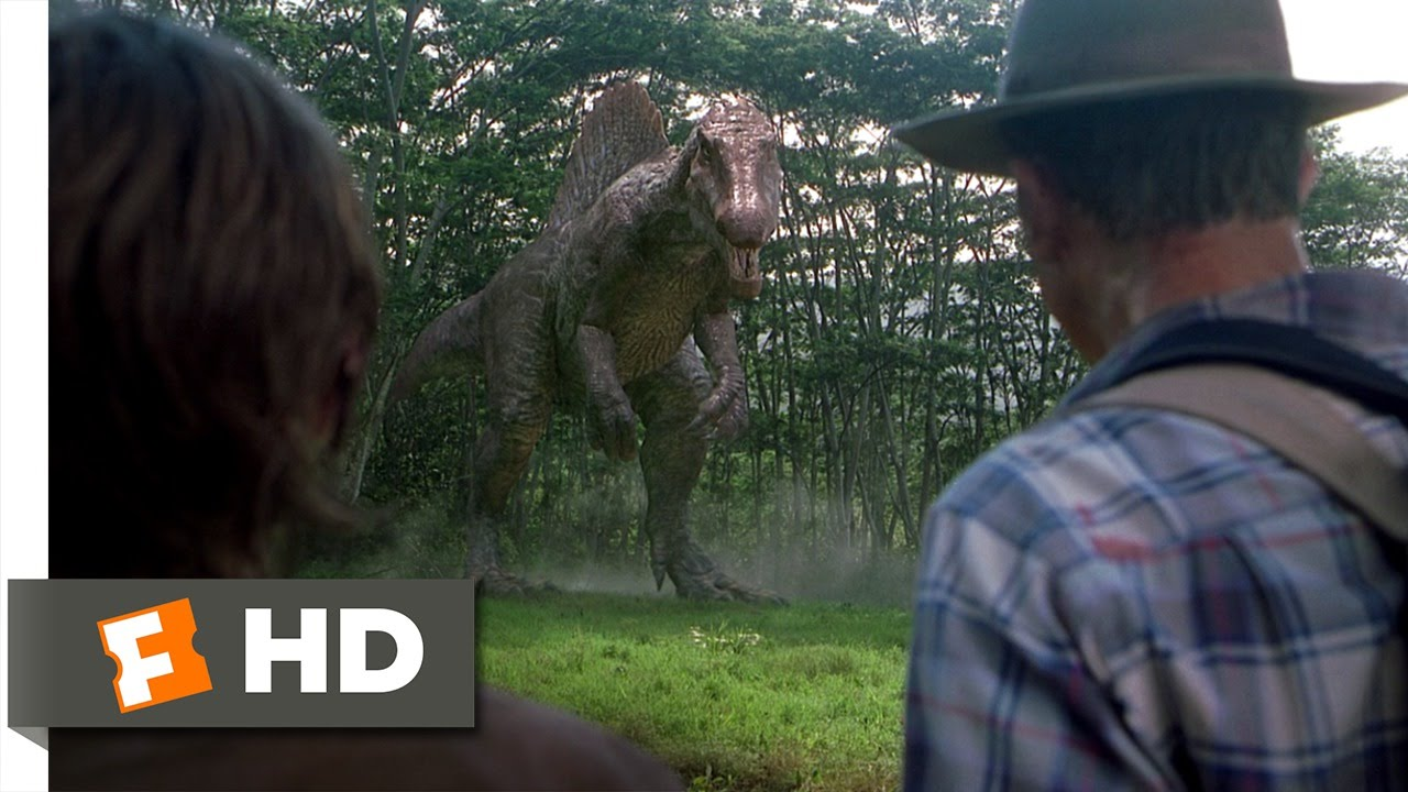 an introduction to jurassic park and why the dinosaurs were not to blame for the destruction of jura This is why movies like jurassic park, the empire strikes back, and jaws still captivate viewers even when the seams begin to show in the effects, the wit and imagination provided by the filmmakers imbue the creations with a timeless sense of life.