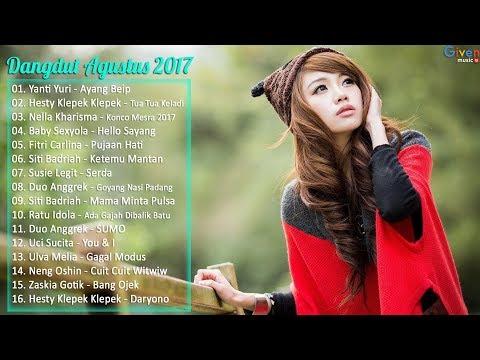 Lagu Dangdut Terbaru Agustus 2017