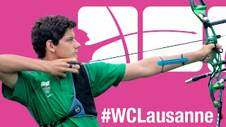LAUSANNE 2014: Recurve Archery World Cup Final (morning session)