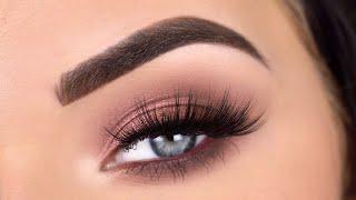 ABH Soft Glam Palette Eyeshadow Tutorial screenshot 3