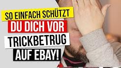 Vorsicht Ebay Abzocke - Trickbetrug trotz Paypal Käuferschutz
