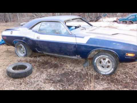 71 Dodge Challenger For Sale Youtube
