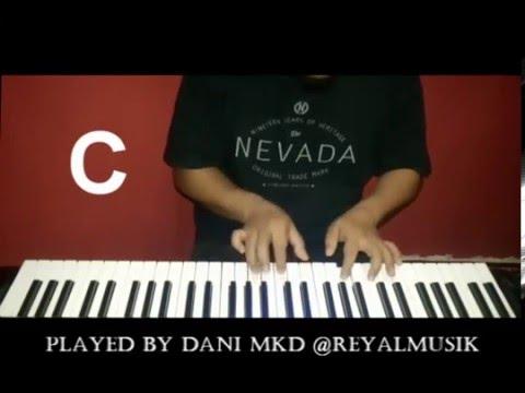 Belajar Bermain Piano Keyboard - Latihan Ritem 1/16 (Part 2)