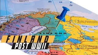 How did Finland deal with the Soviet Union after the World War?