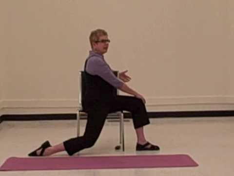Chair Exercises On Tv Cushions For Adirondack Chairs - Stretch At Work Youtube