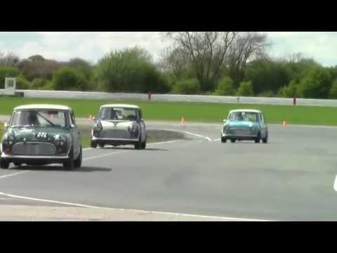 Mk1 Performance Action Day Blyton Park 2015 Mini Cooper