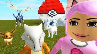 Fight the new Pokémons! 🐛 ROBLOX English