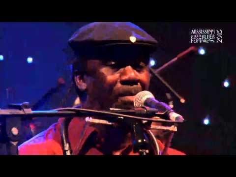 Terry Harmonica Bean & Jelly Roll Boys - Mississippi Delta Blues Festival (2015)