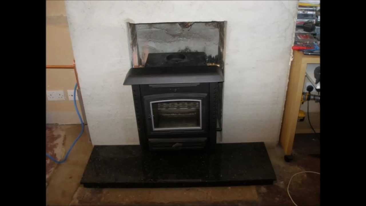 Installing My Stratford Multi Fuel Boiler Stove Youtube