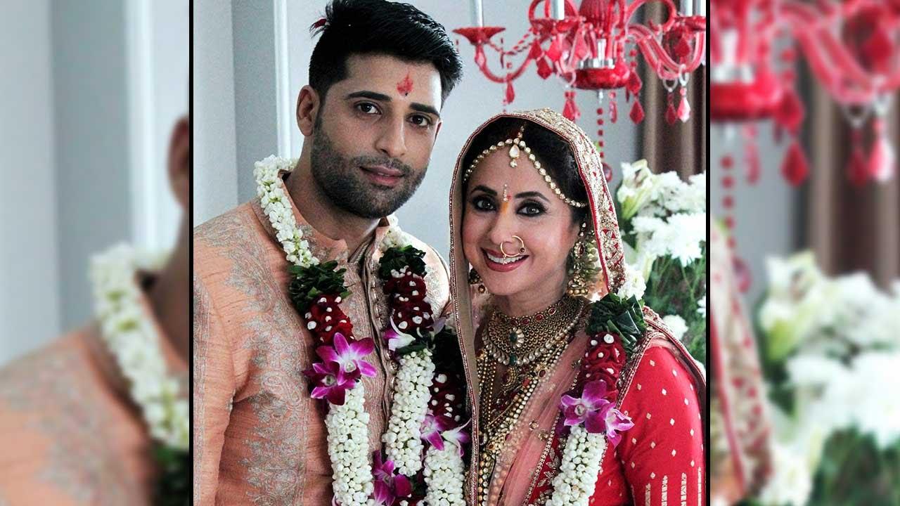 Urmila Matondkar marries Mohsin Akhtar Mir; See wedding pictures here! - YouTube