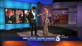 Great Gatsby Inspired Fashions
