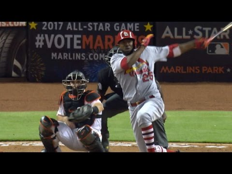 5/10/17: Fowler's two-run triple fuels Cards' rally