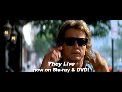 They Live (4/4) Roddy Piper's Alien Glasses (1988)