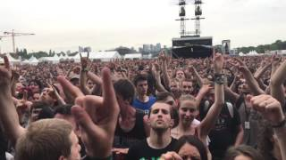 Avatar - Smells Like A Freakshow @Download Festival Paris le 10 Juin 2016