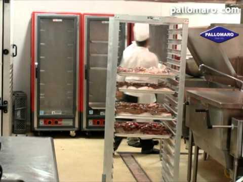 Recorrido por una cocina industrial en un hotel - Cocina industrial ...