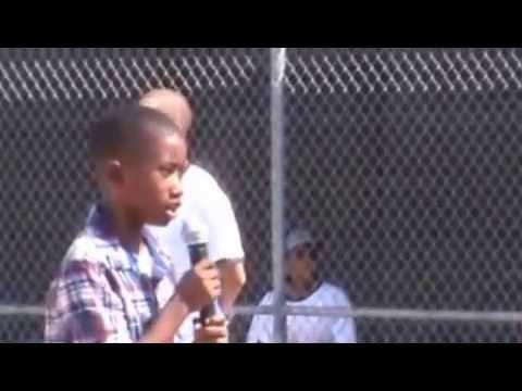 National Anthem By Raymond Luke Jr.