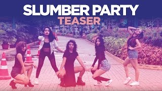 Slumber Party || Britney Spears ft. Tinashe || Tanya Chamoli Dance Choreography || Teaser