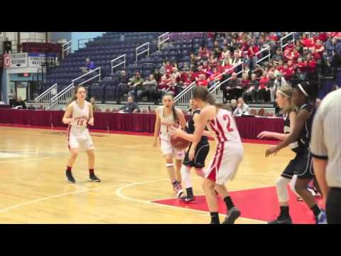 Vinalhaven vs Pine Tree Academy girls basketball
