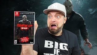 Friday The 13th Switch REVIEW - HYPE or DISAPPOINTMENT?