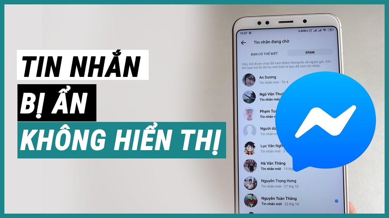 Cách đọc tin nhắn messenger facebook bị ẩn trên điện thoại | Ghiền smartphone