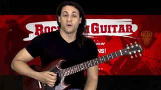The Ramones: Sheena Is A Punk Rocker - Easy Power Chord Guitar Lesson