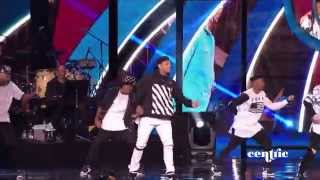 Soul Train Awards 2014 - Chris Brown Performance Clip