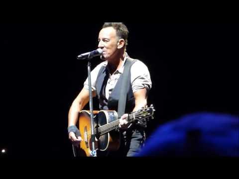 Bruce Springsteen-Long Walk Home Gillette Stadium 20160914
