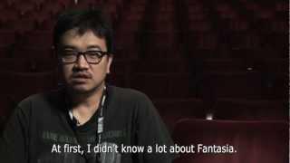 Fantasia 2012 - The King Of Pigs - Yeun Sang-ho