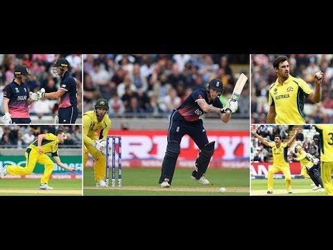 England vs Australia || England Beat Australia By 40 Runs (DLS) || ICC Champions Trophy