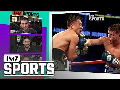 Canelo vs GGG 2 Is Going To Be Epic | TMZ Sports