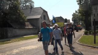 Opolskie Dożynki Wojewódzkie - Stare Siołkowice 2014 cz.2