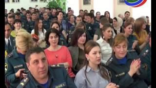 Дагестанские спасатели отметили День пожарной охраны