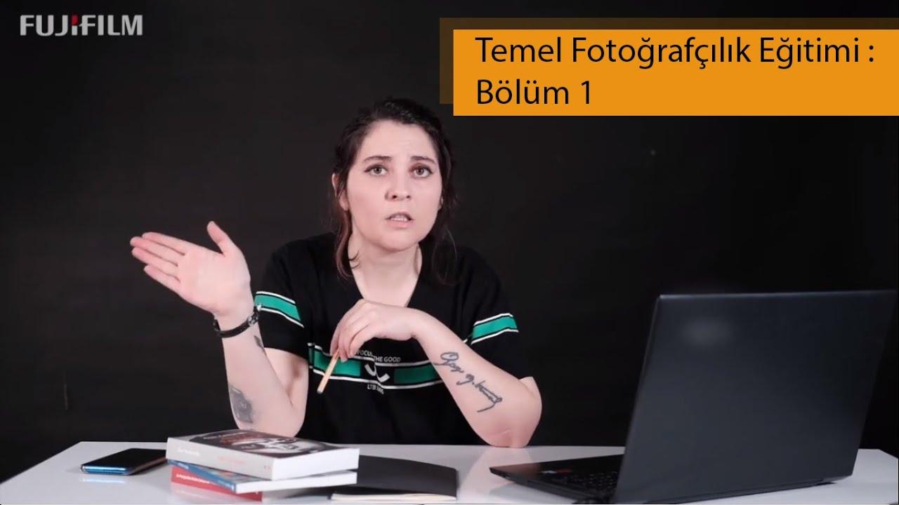 Temel Fotoğrafçılık Eğitimi / Fotoğraf Tarihi - Deniz Çeliker & Şükrü Zenbel