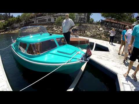 Lake Arrowhead Antique And Classic Wooden Boat Show June 2015