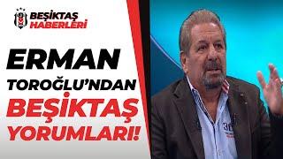 Erman Toroğlu Ve Feyyaz Uçar Beşiktaş'ı Öve Öve Bitiremedi! (Kayserispor 0 - 2 Beşiktaş) 03.01.2021