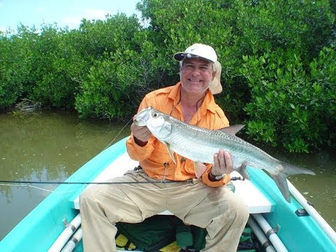 Fly Fishing And Light Tackle In Cancun
