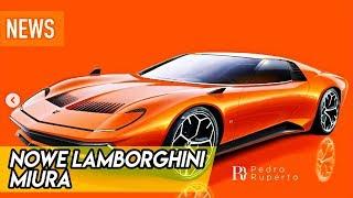 Nowe Lamborghini Miura, Kia Sorento, SUV od Bugatti - #284