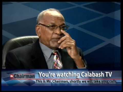 Peter Josie on Mr. Chairman with David Samuels [Calabash TV]