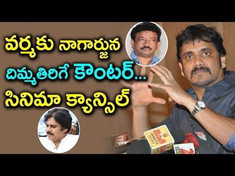 Nagarjuna takes Sensational Decision for RGV | Tollywood Nagar